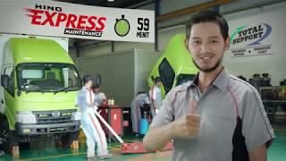 Hino New Dutro TVC 2018