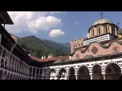 Bułgaria 2015 odc13 Monastyr Rilski
