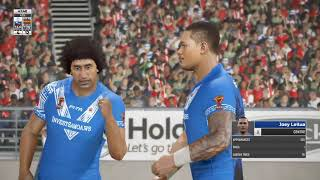 Rugby League Live 4 - SAMOAN INTERNATIONALS Round 2