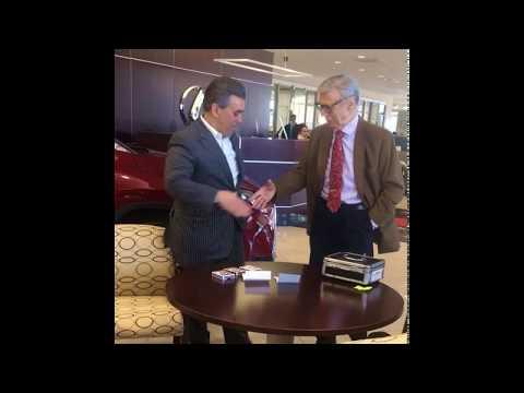 Entreprenuer Tom Maoli and The Amazing Kreskin Reveal Super Bowl Prediction