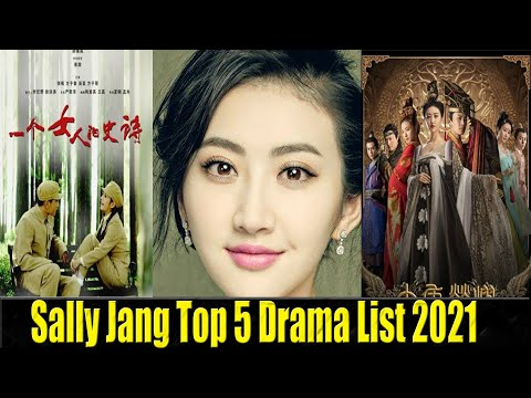 Download Sally Jing(Jing Tian) Top 5 Drama List 2021