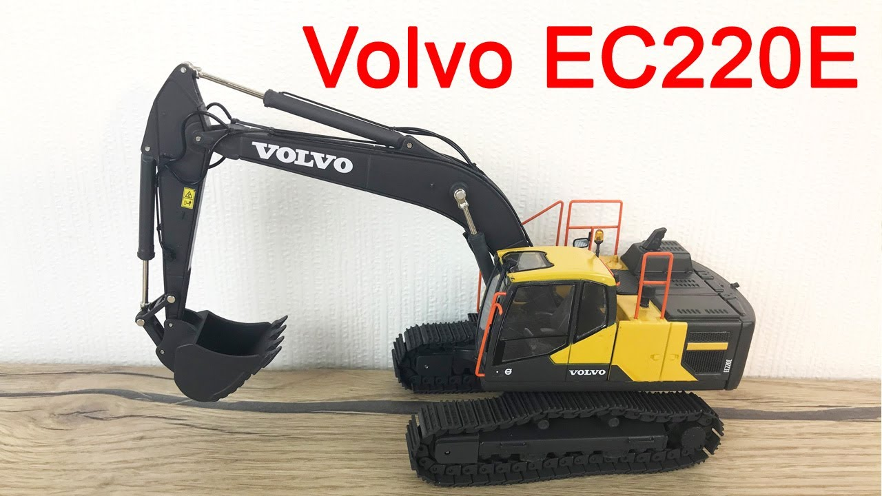 Экскаватор Volvo EC220E