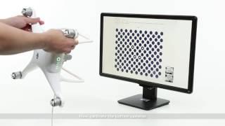DJI Phantom 4 - Calibrating the Vision Positioning System