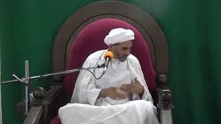 الشيخ علي مال الله - مراسيم ولادة الإمام الحسن المجتبى عليه السلام