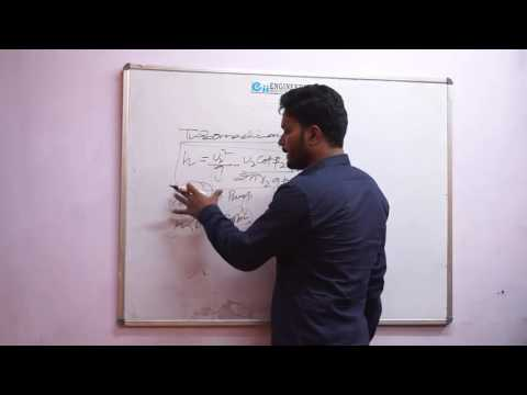 Introduction of Centrifugal Pump & Energy Balance - GATE 2018 Chemical Engineering