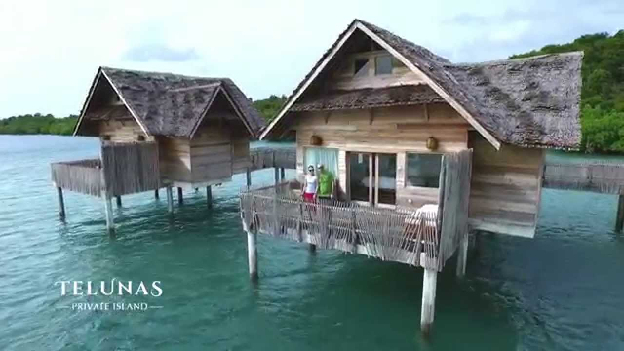 Telunas Resorts Private Island