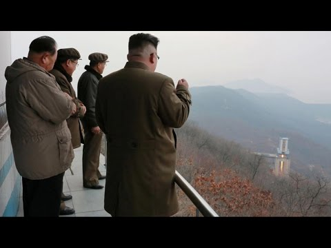 Trump administration expresses concern about North Korea's nuclear threat to the US