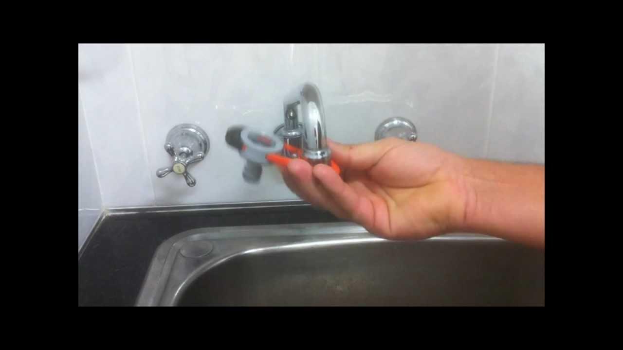 Favorit GARDENA Adapter For Indoor Taps 8187-20 - YouTube WL39