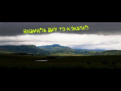 Richards Bay to Kokstad (Near Lesotho Border)