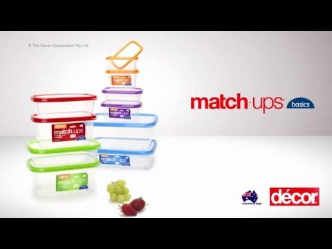 Decor Match-ups® Basics