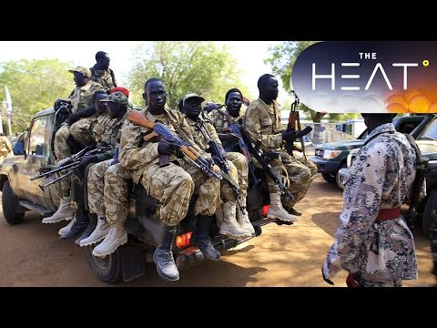 The Heat— South Sudan Crisis 08/25/2016