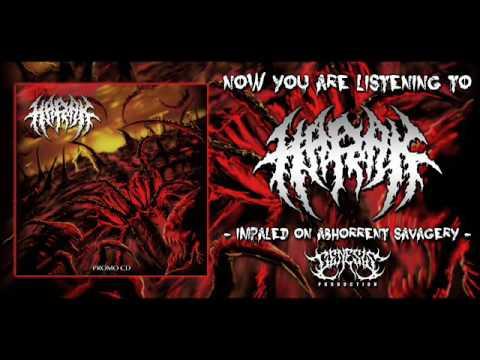 Harak - Impaled On Abhorrent Savagery
