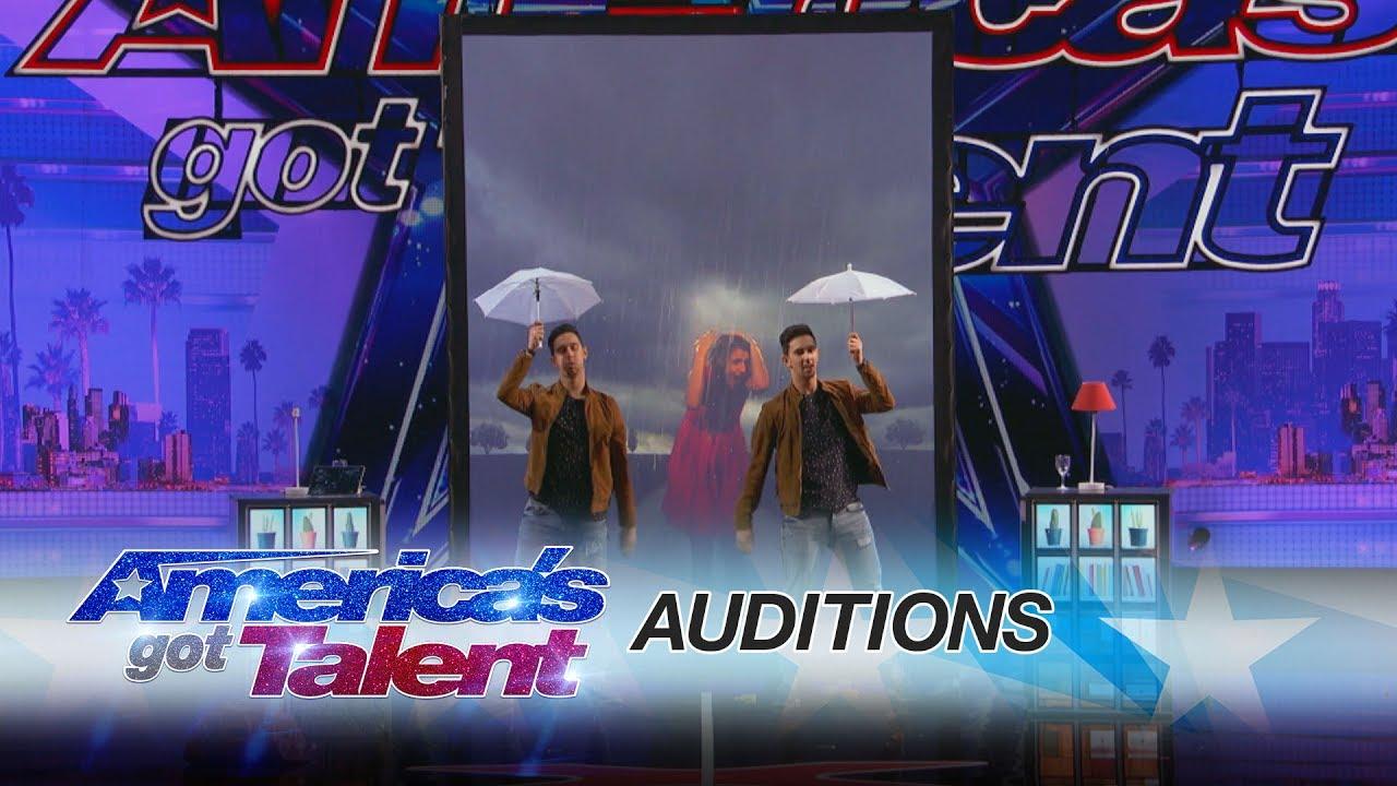 Americas got talent 2017 young magician - Tony And Jordan Identical Twins Dazzle With Magic America S Got Talent 2017
