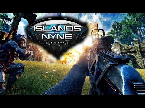 **NEW** FIRST PERSON BATTLE ROYALE \\ ISLANDS OF NYNE GAMEPLAY LIVE