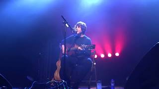 "Jake Bugg ""Indigo Blue"" acoustic Arenberg Antwerp Belgium 28 Oct 20..."