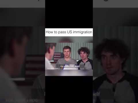 How To Pass US Immigration