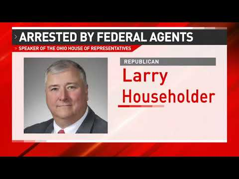 Ohio House Speaker Larry Householder, 4 associates arrested in ...