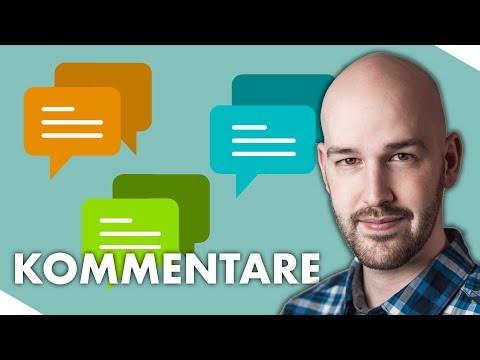 Mehr Kommentare bekommen - Wie aktive YouTube Kommentare bekommen