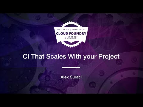 CI That Scales With your Project
