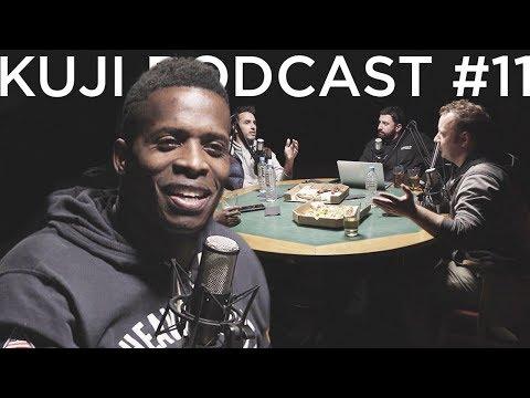 Godfrey - Годфри (KuJi Podcast 11)