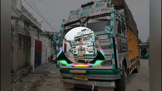 Gori tera gaon bada pyara truck horn ringtone 📯🎺🎺 :#SHORTS