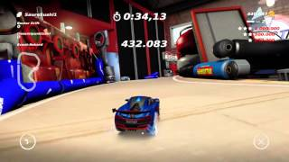 table top racing world tour 1 million drift points special event super cars