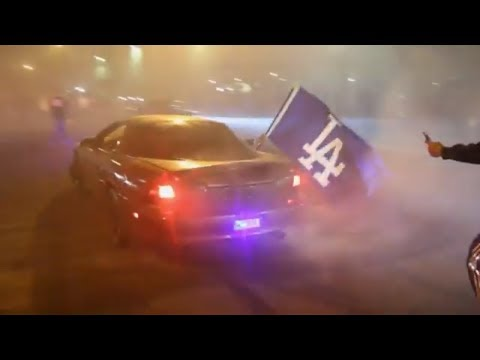 Los Angeles Sideshow Police Ridealong [PREVIEW] -- /DRIVE on NBC Sports