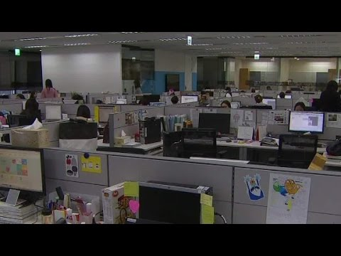 Warnings about overwork in South Korea
