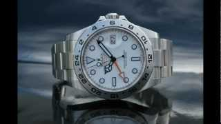 Rolex Explorer II Comparison - 16570 Vs new 216570 Exlorer 2