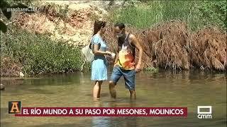 El Río Mundo y sus pozas naturales | Ancha es CLM - CMM