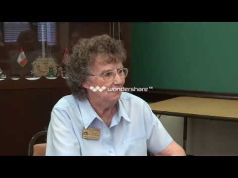Oral History of Florence O'Connor