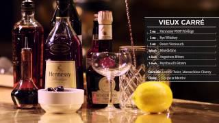 Hennessy Recipes: Vieux Carré