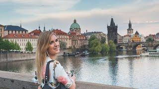 Zwiedzanie Pragi - vlog z podróży