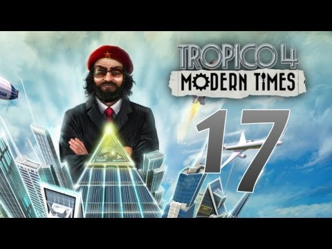 Tropico 4 - Let's Play Tropico 4 Modern Times - Episode 17  ...It's Got to be Organic Man...
