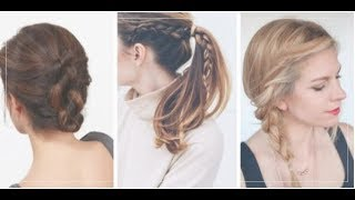 Top 15 Amazing Hairstyles Tutorials Compilation september 2018