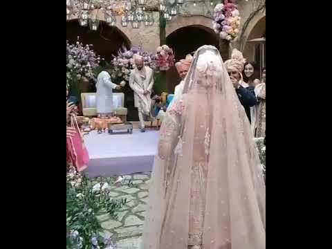 Virat kohli & anushka sharma wedding)Janam Janam Jo sath nibhaye ( wedding song)