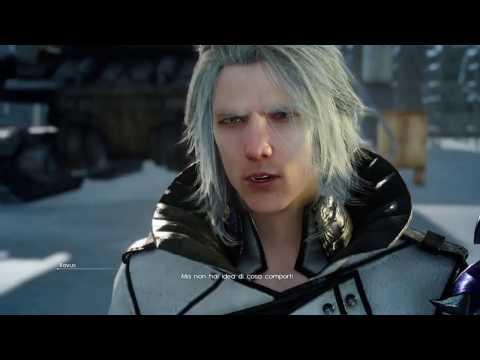Final Fantasy 15  Ep 16  Schiaffo all