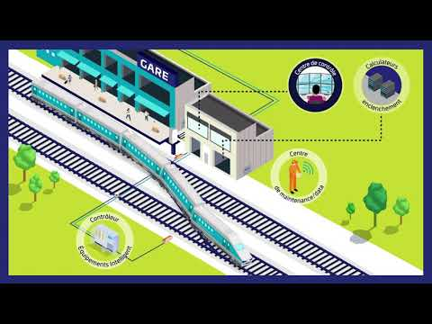 ARGOS innovation partnership:  Thales-Engie-Vossloh group becomes SNCF Réseau's principal partner