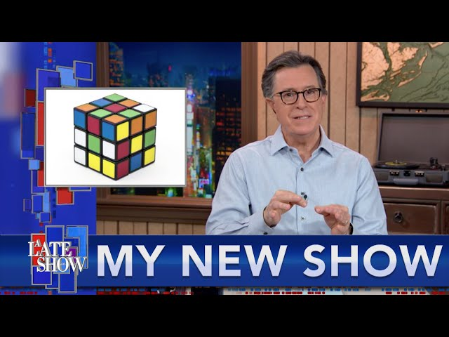 """If You Liked """"The Queen's Gambit,"""" You'll Love Stephen's New Drama About The Rubik's Cube"""