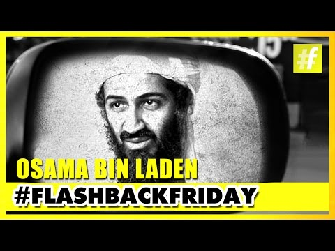 Osama bin Laden - War On Terror | #FlashbackFriday