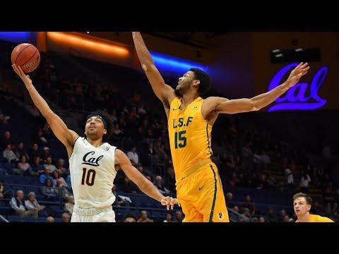 Recap: Cal men's basketball falls to USF in cross-bay showdown