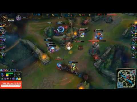 Faker 5 Man Ultimate With Sylas' Hijack | League Of Legends MSI 2019 | SKT T1 Vs G2 Esports