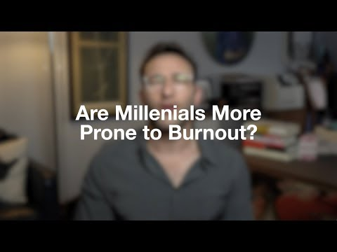 Are Millennials more prone to burnout?