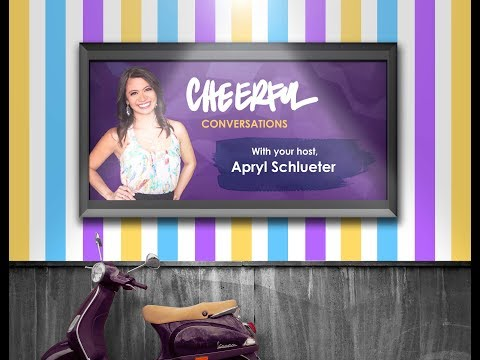 Cheerful Conversations Ep. 2: Flying By the Seat Of Our Pants