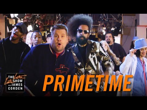 James Corden Is Doin' Primetime - Opening Song