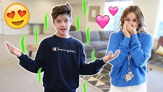 Will SHE tell me I SMELL BAD? | True Friends Test