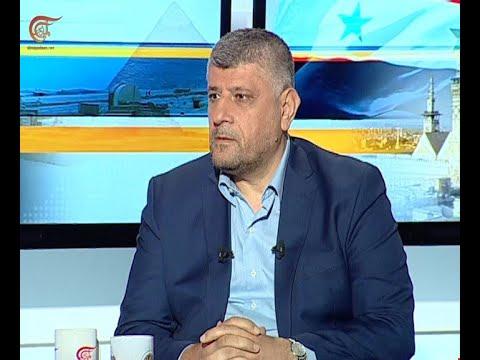 حوار الساعة | أبو عماد الرفاعي - الممثل السابق لحركة ...  - 12:22-2018 / 7 / 15