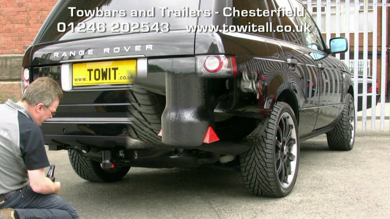 maxresdefault towbar video range rover westfalia detachable youtube 2004 range rover trailer wiring harness at aneh.co
