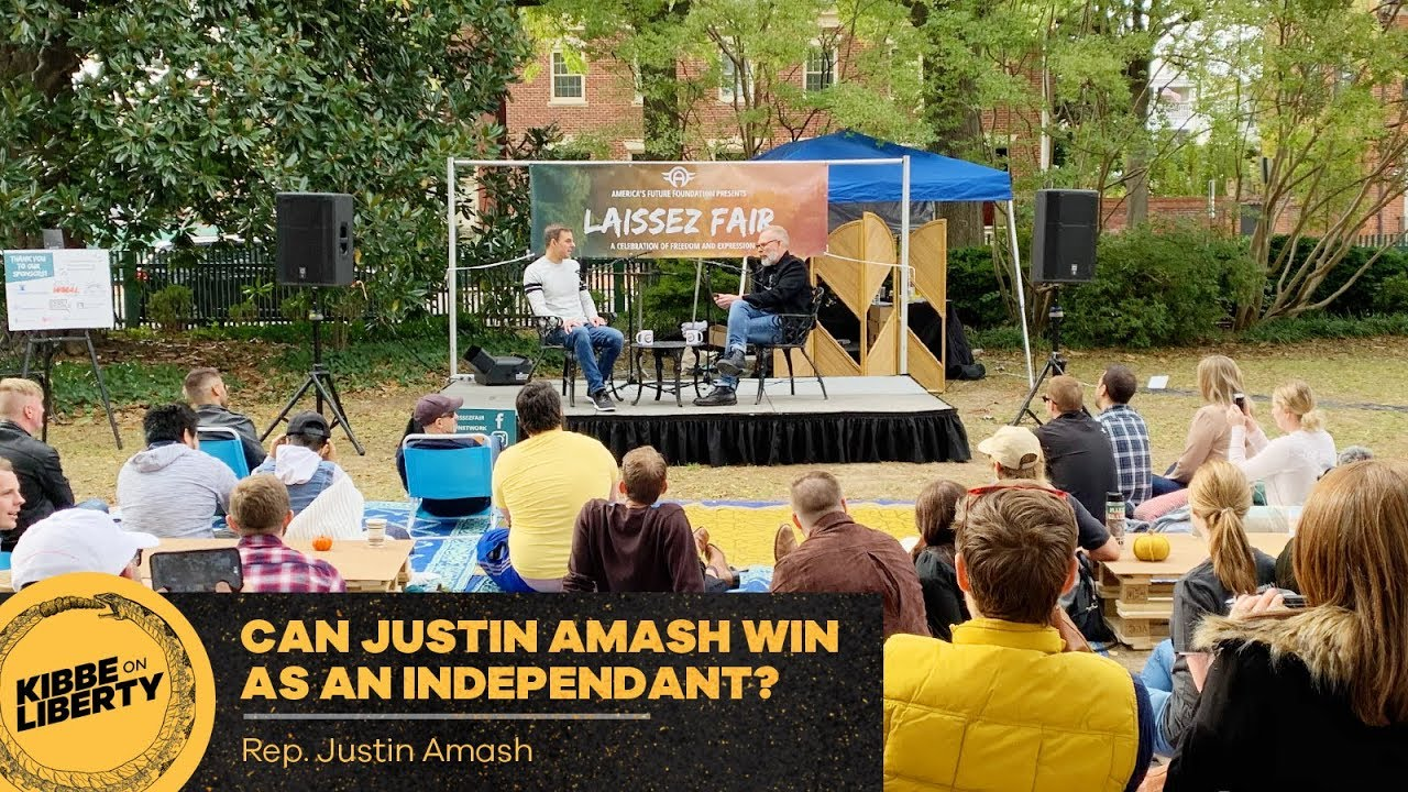 2 competing theories about how Justin Amash changes the 2020 ...