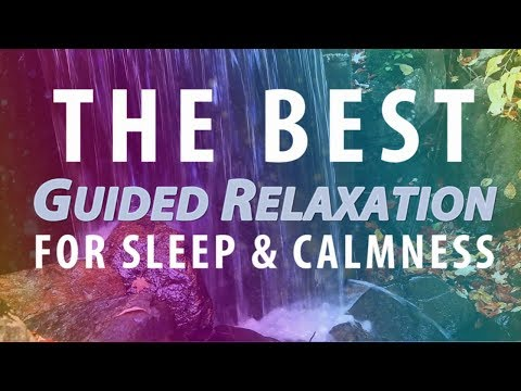 RAINBOW WATERFALL 🌈 Anti-stress / Anti-anxiety / Extreme Calmness & Relaxation Quickly!